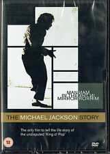 MICHAEL JACKSON - DVD - Man In The Mirror The Michael Jackson Story. New Sealed
