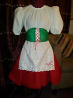 Girls /Ladies New Made to Measure Highland Dancing Irish  Jig Outfit