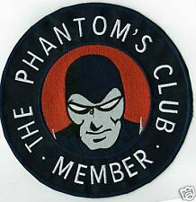 THE PHANTOM,S CLUB MEMBER IRONON  PATCH BUY 2GET 1 FREE