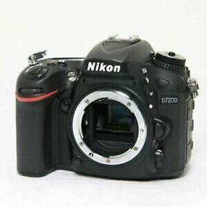 [Near Mint] Nikon D7200 24.2 MP Digital Camera Body Black w Charger