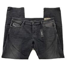 Diesel SAFADO-R RB032 Stretch Regular Slim-Straight Mens Jeans 38x32 $178
