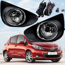 FOG LAMP LIGHT FOR TOYOTA YARIS L/ LE HATCHBACK 2012 /VITZ 2013 WITH WIREING KIT