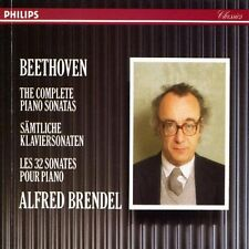Beethoven Complete Piano Sonatas - Alfred Brendel (CD 11 Disc, Philips) RARE OOP