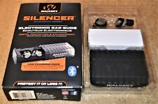 Walker's GWP-SLCR-BT Silencer Bluetooth Digital Ear Protection & Enhancement