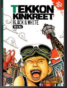 TEKKON KINKREET Black & White, All in One