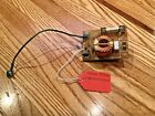 WB02X11200 OEM Genuine GE Microwave Oven NOISE FILTER / Works Perfectly photo