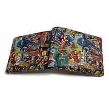 Marvel Print Wallet