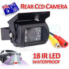 18 IR LED Reversing Waterproof Car Rear CCD Camera View Reverse Wide 90°