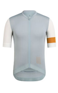 Rapha Cycling Pro Team Training Jersey Light Blue Size Large RCC