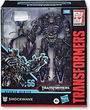 Transformers: Studio Series ~ Decepticon SHOCKWAVE (#56) FIGURE ~ Leader Class