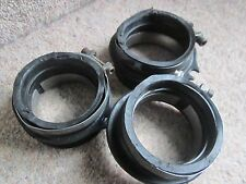 TRIUMPH 750 900 TRIDENT SPRINT RUBBER JOINTS AIRBOX to CARBURETTOR KEIHIN