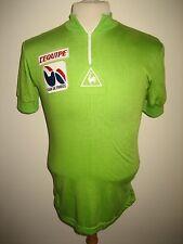 Tour de France 1984 vintage jersey shirt cycling maillot maglia trikot size 4