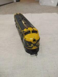 Triang ,hornby very early australian double ended diesel, OO