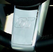 05,06,07,08,09 Mustang Chrome GT Steering Wheel Badge