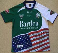 Ireland v USA St Patricks Day 2012 Rugby Union Jersey - Mens L - Limited Edition