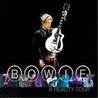 DAVID BOWIE A REALITY TOUR 2 CD NEW made in Australia