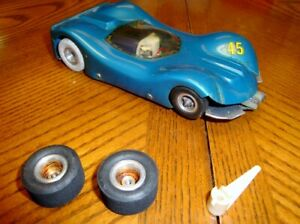 1/24 Slot Car AMT Fantum Thingie with Silicone Coated Tires - Used