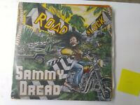 Sammy Dread-Road Block Vinyl LP 1982 ROOTS REGGAE