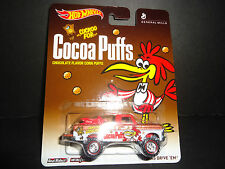 Hot Wheels Texas Drive Em Cocoa Puffs X8308-956V 1/64