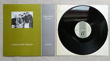 """DISQUE VINYLE 33T LP MUSIQUE/ LEGENDARY LOVERS """"A DENT IN THE BIGTIME"""" 1987 ROCK"""