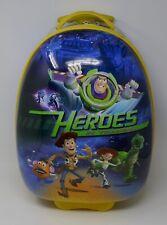 "Heys Disney Pixar Toy Story Hero's in Training Hard Shell 18"" Rolling Suitcase"