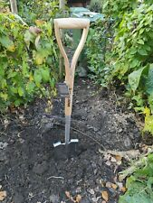 Kent And Stowe Stainless Steel Serrated Spade. New
