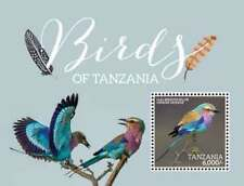 Tanzania 2015 - Birds of Tanzania Stamp Souvenir sheet MNH