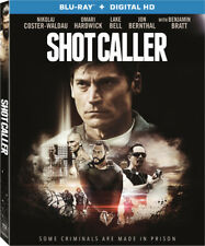 Shot Caller [New Blu-ray]