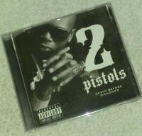 2 pistols Death Before Dishonor cd