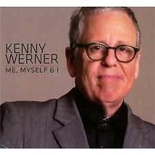 Kenny Werner - Me, Myself And I (NEW CD)