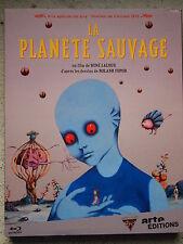 LA PLANETE SAUVAGE René Laloux | BLU-RAY Edition FR avec fourreau et livret
