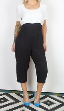 Jumpsuit UK 10 Small  All in one 1980's Vintage  80's (65F)