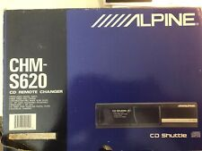 Never used Alpine auto Cd remote changer Chm S620 with digital high speed servo