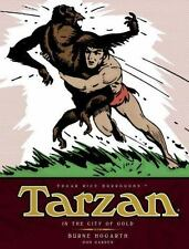 Tarzan - In the City of Gold by Burne Hogarth and Don Garden (2014, Hardcover)