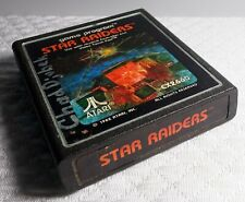 Classic ATARI 2600 GAME! Cartridge Star Raiders CX2660