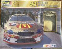 Revell Model Kit 85-4145 Bill Elliott 94 McDonald's Gold Taurus LE NEW SEALED
