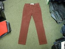 "Jack Wills Slim Jeans Waist 28"" Leg 32"" Faded Maroon Mens Jeans"
