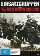 Einsatzgruppen - Nazi Death Squads (DVD, 2017) BRAND NEW SEALED