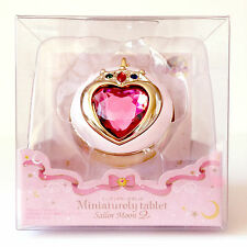 *Prism Heart Compact* BANDAI Sailor Moon Miniaturely Tablet 2 Candy Toy Japan