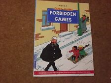 Quick & Flupke 2008 Forbidden Games Paperback First Edition by Herge