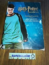 BOX HARRY POTTER YEARS 1-3 6 DVD FRENCH VERSION VO