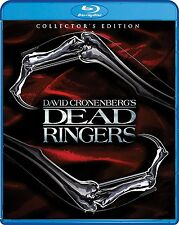 DEAD RINGERS (Collector's Edition) -  Blu Ray - REGION A