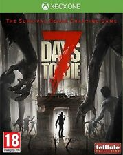 7 DAYS TO DIE  XBOX  ONE   NUOVO