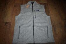 Patagonia Men's Better Sweater Vest Size Large 25882 (Stonewash) NWT