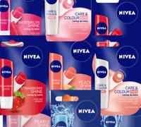 Nivea Shine Care & Colour All flavour Lip Balm 4.8gm