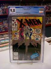 UNCANNY X-MEN #244 (Marvel Comics, 1989) CGC Graded 9.8! ~WHITE Pages