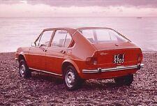 Alfa Romeo Alfasud Paraurti Posteriore , Rear Bumper