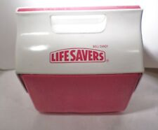 Igloo Little Playmate Life savers promo Cooler Lunch Box Ice Chest