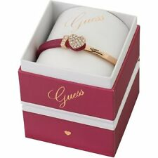 GUESS UBS91311 Color Chic Demi Lizard Pink / Rose Gold Plated Ladies Bracelet
