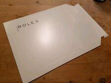 Rolex Magazine mailing envelope